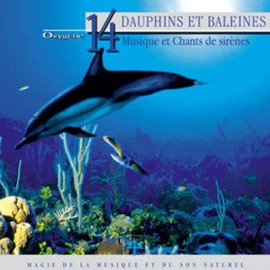 BRULEY Vincent : CD Whales And Dolphins