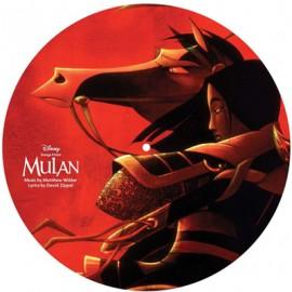 GOLDSMITH Jerry : LP Picture Mulan