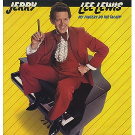 JERRY LEE LEWIS : LP My Fingers Do The Talkin'