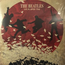 BEATLES (the) : LP Live in Japan 1966