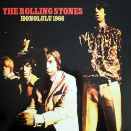 ROLLING STONES (the) : LP Honolulu 1966
