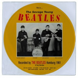 BEATLES (the) : LP Picture This Is....The Savage Young Beatles