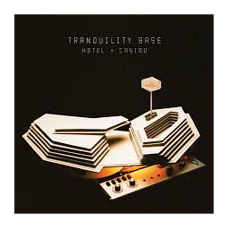 ARCTIC MONKEYS : LP Tranquility Base Hotel + Casino