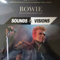 BOWIE David : LP Sounds & Visions (The Legendary Broadcasts)