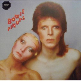BOWIE David : LP Pin Ups
