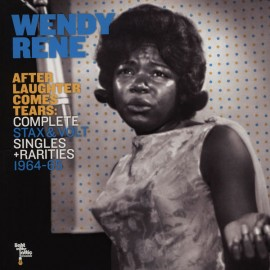 RENE Wendy : LPx2 After Laughter Comes Tears : Complete Stax & Volt Singles + Rarities 1964-1965