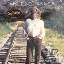 """MYLENE FARMER : 12""""EPx2 California"""