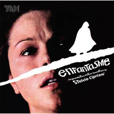 CIPRIANI Stelvio : CD Enfantasme