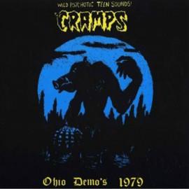 CRAMPS (the) : LP Ohio Demo's 1979