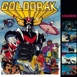 LEROY Lionel : LP Goldorak