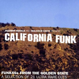 VARIOUS : CD California Funk