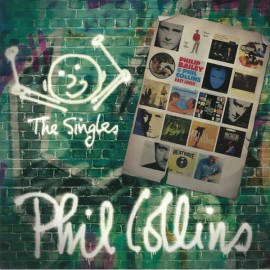 COLLINS Phil : LPx2 The Singles