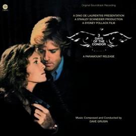 GRUSIN Dave : LP 3 Days Of The Condor
