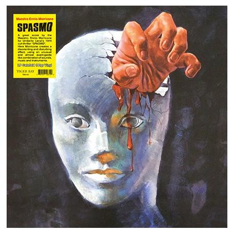 MORRICONE Ennio : LP Spasmo