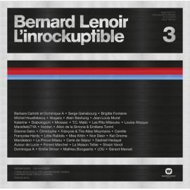 LENOIR Bernard : LPx3 L'inrockuptible 3