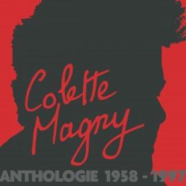 MAGNY Colette : CDx10 Anthologie 1958-1997