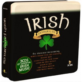 VARIOUS : CDx3 Irish Favourites