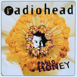 RADIOHEAD : LP Pablo Honey