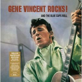 VINCENT Gene : LP Gene Vincent Rocks! And The Blue Caps Roll