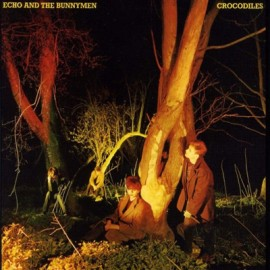 ECHO AND THE BUNNYMEN : LP Crocodiles (HQ)