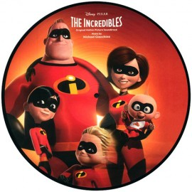 GIACCHINO Michael : LP Picture The Incredibles