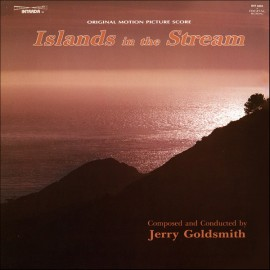 GOLDSMITH Jerry : LP Islands In The Stream