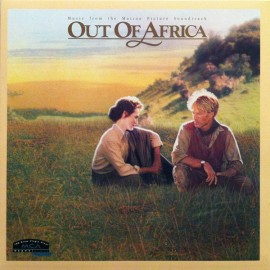 BARRY John : LP Out Of Africa
