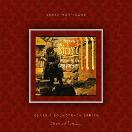 MORRICONE Ennio : LP Symphony For Richard III
