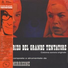 MORRICONE Ennio : LP Il Sorriso Del Grande Tentatore