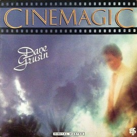 GRUSIN Dave : LP Cinemagic