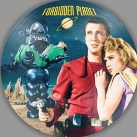 BARRON Louis And Bebe : LP Picture Forbidden Planet