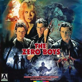 ZIMMER Hans / MYERS Stanley : LP The Zero Boys