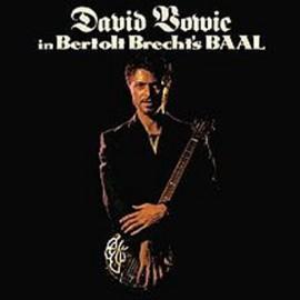 """BOWIE David : 10""""EP David Bowie In Bertolt Brecht's Baal"""
