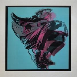 GORILLAZ : LP+CD Box Set The Now Now