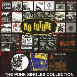 VARIOUS : NO FUTURE : LPx2 The Punk Singles Collection