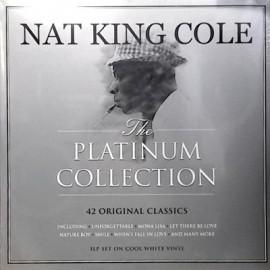 NAT KING COLE : LPx3 The Platinum Collection