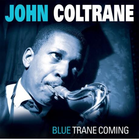 COLTRANE John : LP Blue Trane Coming