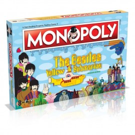 BEATLES (the) : Yellow Submarine Monopoly Board Game