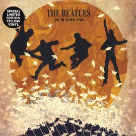 BEATLES (the) : LP Live in Japan 1966 (Yellow)
