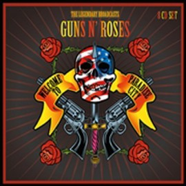 GUNS N' ROSES : CDx8 Welcome To Paradise City : The Legendary Broadcasts