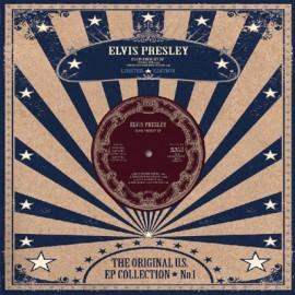 """PRESLEY Elvis : 10""""EP The Original U.S. EP Collection Vol.01"""