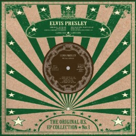 "PRESLEY Elvis : 10""EP The Original U.S. EP Collection Vol.03"