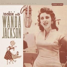 JACKSON Wanda : Rockin' With Wanda Jackson