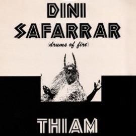 MOR THIAM : CD Dini Safarrar (Drums Of Fire)