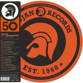 VARIOUS : LP Picture Trojan 50th Anniversary