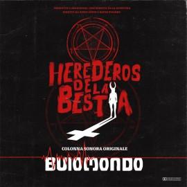 "BUIO MONDO : 10""LP Herederos De La Bestia"