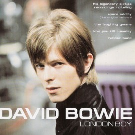 BOWIE David : CD London Boy