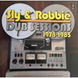 SLY & ROBBIE : LP Dub Sessions 1978-1985