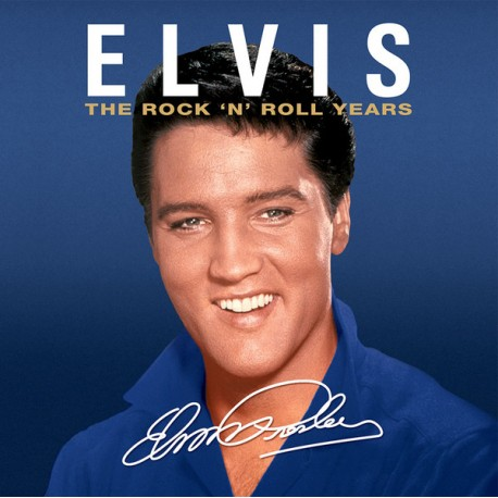 PRESLEY Elvis : LP The Rock 'N' Roll Years