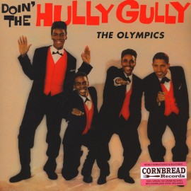 OLYMPICS (the) : LP Doin' The Hully Gully